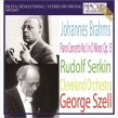 Piano Concerto No.1 : Rudolf Serkin(P)George Szell / Cleveland Orchestra (1968 Stereo Live)