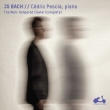 平均律クラヴィーア曲集 全曲 セドリック・ペシャ(ピアノ 不均等律による調律)(4CD)