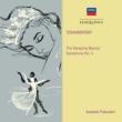 バレエ音楽『眠りの森の美女』(1952)、交響曲第4番(1971)アナトール・フィストゥラーリ&パリ音楽院管弦楽団、ロイヤル・フィル(2CD)