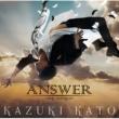 Answer 【TYPE A】(+DVD)