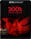 2001年宇宙の旅 日本語吹替音声追加収録版<4K ULTRA HD&HDデジタル・リマスター ブルーレイ>(3枚組)