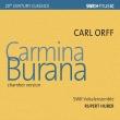 カルミナ・ブラーナ(2台ピアノと打楽器伴奏版)ルパート・フーバー&シュトゥットガルトSWR声楽アンサンブル、グラウ・シューマッハー・ピアノ・デュオ、他