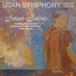 交響曲第2番、死の舞踏、交響曲『ローマ』 ティエリー・フィッシャー&ユタ交響楽団