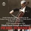 ドヴォルザーク:チェロ協奏曲(1972年ステレオ)、ブラームス:二重協奏曲 ピエール・フルニエ、ズデニェク・マーツァル&ケルン放送交響楽団、シュナイダーハン、他