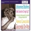 ヴァイオリン協奏曲 ジョコンダ・デ・ヴィート、フランコ・カラチオーロ&RAIナポリ・スカルラッティ管弦楽団(1961)