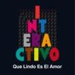 Que Lindo Es El Amor (Black T-shirt-m)