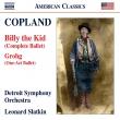 『ビリー・ザ・キッド』『グローグ』 レナード・スラトキン&デトロイト交響楽団