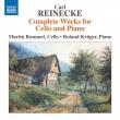 チェロとピアノのための作品全集 マルティン・ルンメル、ローラント・クリューガー
