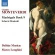 マドリガル集 第9集、音楽のたわむれ マルコ・ロンギーニ&デリティエ・ムジケ