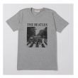 Abbey Road Cover Tee Grey XL