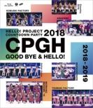 Hello! Project 20th Anniversary!! Hello! Project COUNTDOWN PARTY 2018 〜GOOD BYE & HELLO!〜(Blu-ray)