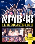 NMB48 3 LIVE COLLECTION 2018 【BD4枚組】