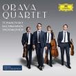 String Quartet, 8, : Orava Q: Tchaikovsky, Rachmaninov: Quartet, 1, Vocalise: Greta Bradman(S)