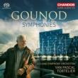 交響曲第1番、第2番 ヤン・パスカル・トルトゥリエ&アイスランド交響楽団