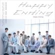 《個別握手&全員ハイタッチ会エントリーカード付》 Happy Ending 【通常盤】(+16P PHOTOBOOK)