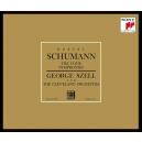 シューマン:交響曲全集、メンデルスゾーン:交響曲第4番『イタリア』、フィンガルの洞窟、他 ジョージ・セル&クリーヴランド管弦楽団(3SACD)