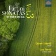 ヴァイオリン・ソナタ集 第3集 チルトミール・シスコヴィチ、ルカ・フェッリーニ