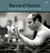 交響曲第1番 ハイティンク&コンセルトヘボウ管弦楽団(1962)、ドヴォルザーク「スラヴ舞曲」1番、3番、7番、8番 (2枚組アナログレコード/Vinyl Passion)