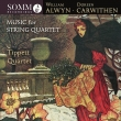 String Quartet, 3, Three Winter Poems: Tippett Q +doreen Carwithen: String Quartet, 1, 2,