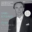ピアノ協奏曲第1番、第2番 ハンス・リヒター=ハーザー、ニキタ・マガロフ、ハンス・ロスバウト&南西ドイツ放送交響楽団(1961、1951)