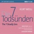 『七つの大罪』、クォドリベット アニヤ・シリア、グルジェゴルス・ノヴァーク&カイザースラウテルン管弦楽団