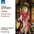 劇音楽『メデー』、カラデック組曲、サルビアの花 ダレル・アン&マルメ交響楽団