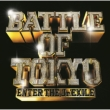BATTLE OF TOKYO 〜ENTER THE Jr.EXILE〜 (CD+Blu-ray)