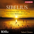 レンミンカイネン組曲、春の歌、『ベルシャザールの饗宴』組曲 サカリ・オラモ&BBC交響楽団
