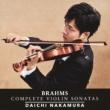 Violin Sonata, 1, 2, 3, : 中村太地(Vn)江口玲(P)