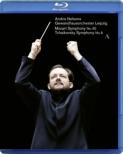 チャイコフスキー:交響曲第6番『悲愴』、モーツァルト:交響曲第40番 アンドリス・ネルソンス&ゲヴァントハウス管弦楽団(日本語解説付)
