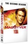 マクガイバー シーズン2 DVD-BOX PART1【6枚組】