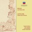 ベルリオーズ:夏の夜(シュザンヌ・ダンコ、ソーア・ジョンソン&シンシナティ交響楽団)、カントルーブ:フランスの歌(リュシ・ドレーヌ、ジョゼフ・カントルーブ)
