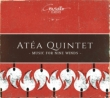 Concerto For Flute & Wind Instruments: Atea Quintet Etc +mozart: (Winds)sonata For 4 Hands