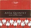 オルウィン:フルートと管楽のための協奏曲、モーツァルト:4手のためのピアノソナタ(管楽合奏版)アテア木管五重奏団、他
