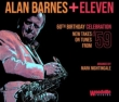 Alan Barnes +Eleven -60th Birthday Celebration (New Takes On Tunes From ' 59)