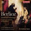 幻想交響曲、『テンペスト』に基づく幻想曲 アンドルー・デイヴィス&トロント交響楽団(日本語解説付)