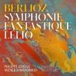 幻想交響曲、『レリオ』全曲 フィリップ・ジョルダン&ウィーン交響楽団、ジャン=フィリップ・ラフォン、他(2CD)