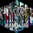 HANDS UP 【初回盤B】(+DVD)