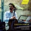 ハイドン:チェロ協奏曲第2番、アンリ・カサドシュ:チェロ協奏曲、ジャンソン:チェロ協奏曲 ファレンティン・ラドゥティウ、ガザリアン&ヴュルテンベルク室内管