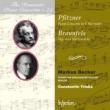 プフィッツナー:ピアノ協奏曲、ブラウンフェルス:昼と夜の小品 マルクス・ベッカー、コンスタンティン・トリンクス&ベルリン放送交響楽団