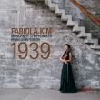 『1939〜バルトーク:ヴァイオリン協奏曲第2番、ハルトマン:葬送協奏曲、ウォルトン』 ファビオラ・キム、ケヴィン・ジョン・エドゥセイ&ミュンヘン交響楽団(2CD)