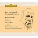 R.シュトラウス:組曲『町人貴族』、モーツァルト:ピアノ協奏曲第22番 ネーメ・ヤルヴィ&エストニア国立交響楽団、カレ・ランダル