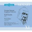 (Schoenberg)Brahms Piano Quartet No.1, Mozart Piano Concerto No.23 : Neeme Jarvi / Estonian National Symphony Orchestra, Kalle Randalu(P)