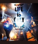 """LIFE IS ONLY ONCE 2019.3.17 at Zepp Tokyo """"REBROADCAST TOUR"""" (Blu-ray)"""