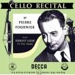 ピエール・フルニエ : チェロ・リサイタル (180グラム重量盤アナログレコード)