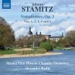 交響曲集 Op.3より アレクサンドル・ルーディン&ムジカ・ヴィーヴァ・モスクワ室内管弦楽団