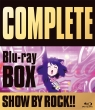 SHOW BY ROCK!! COMPLETE Blu-ray BOX