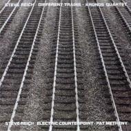 Different Trains, Electric Counterpoint: Kronos Q Pat Metheny