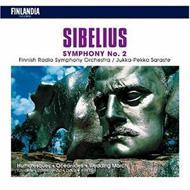 Sym.2, Oceanides, Etc: Saraste Almila A.davis / Finnish Rso Kuopio
