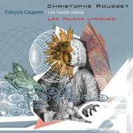 Nouveaux Concerts: Rousset / Lestalens Lyriques